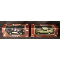 MIB 2 Road Legends Cars Corvette Gasser Shelby GT-500KR