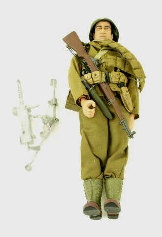 Vintage Gi Joe Doll 73