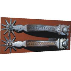 Buermann chased iron spurs
