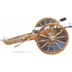 Mini Jukar Spain 70 Cal. Black Powder Cannon
