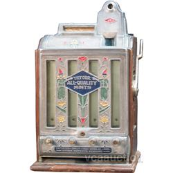 5 Cent Jennings Today Vendor Slot Machine