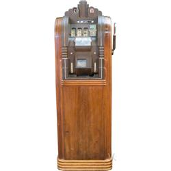 10 Cent Mills Extraordinary Club Bell Jackpot Console S
