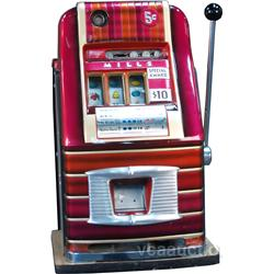 5 Cent Mills Hi-Top Special Award Jackpot Slot Machine