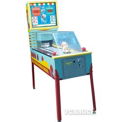 "25 Cent ""Ten Strike Classic"" Bowling Arcade Skill Game"