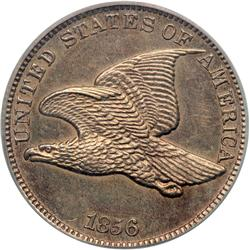 [0500] 1856 Flying Eagle Cent