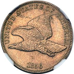 1856 Flying Eagle 1C