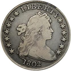 1802/1 Bust $1. Narrow Date