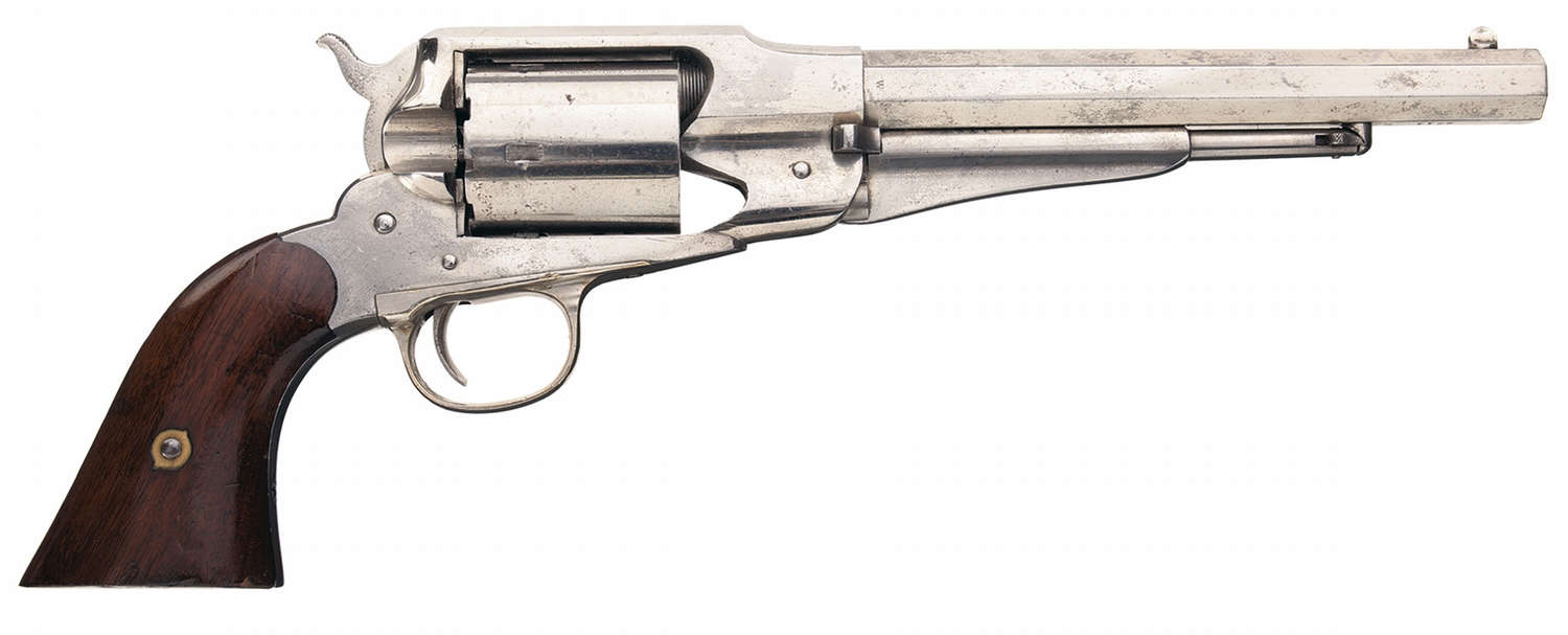 Remington New Model Army Conversion Revolver