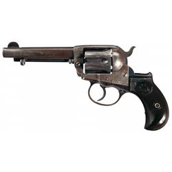 Scarce Colt Model 1877 Lightning Double Action Revolver with American Express Company Marking