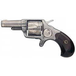 First Year Production Colt New Line 41 Revolver