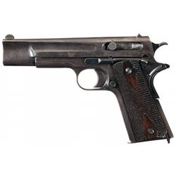 Rare Second Type Springfield Armory Gallery Practice Pistol