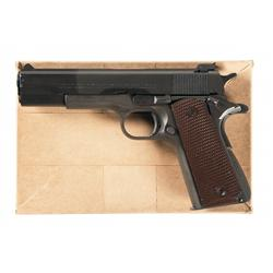 Exceptional World War II Production U.S. Navy Shipped Colt Service Model Ace Pistol in Original Box