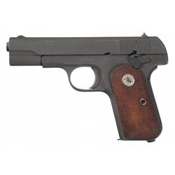 General Officers Colt Model 1903 Pocket Hammerless Semi-Automatic Pistol Issued To Brigadier General