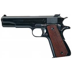 U.S. Military Inspected Colt Service Model Ace Semi-Automatic Pistol in Excellent Condition