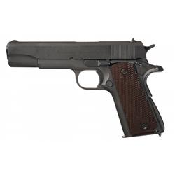 Excellent U.S. Colt Model 1911A1 Semi-Automatic Pistol with British Proof Marks