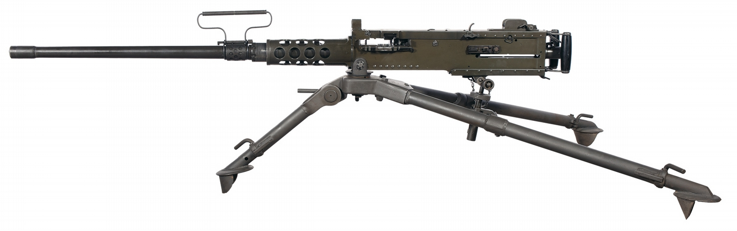 Desirable Ramo Manufacture Full Automatic M2 50 Cal Bmg