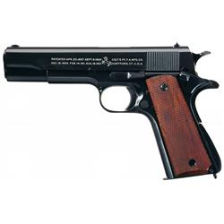 Scarce Pre-War 1939 Production U.S. Navy Contract Colt Model 1911A1 Semi-Automatic Pistol