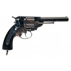 Spanish Copy of a Kerr Cartridge Conversion Single Action  Revolver