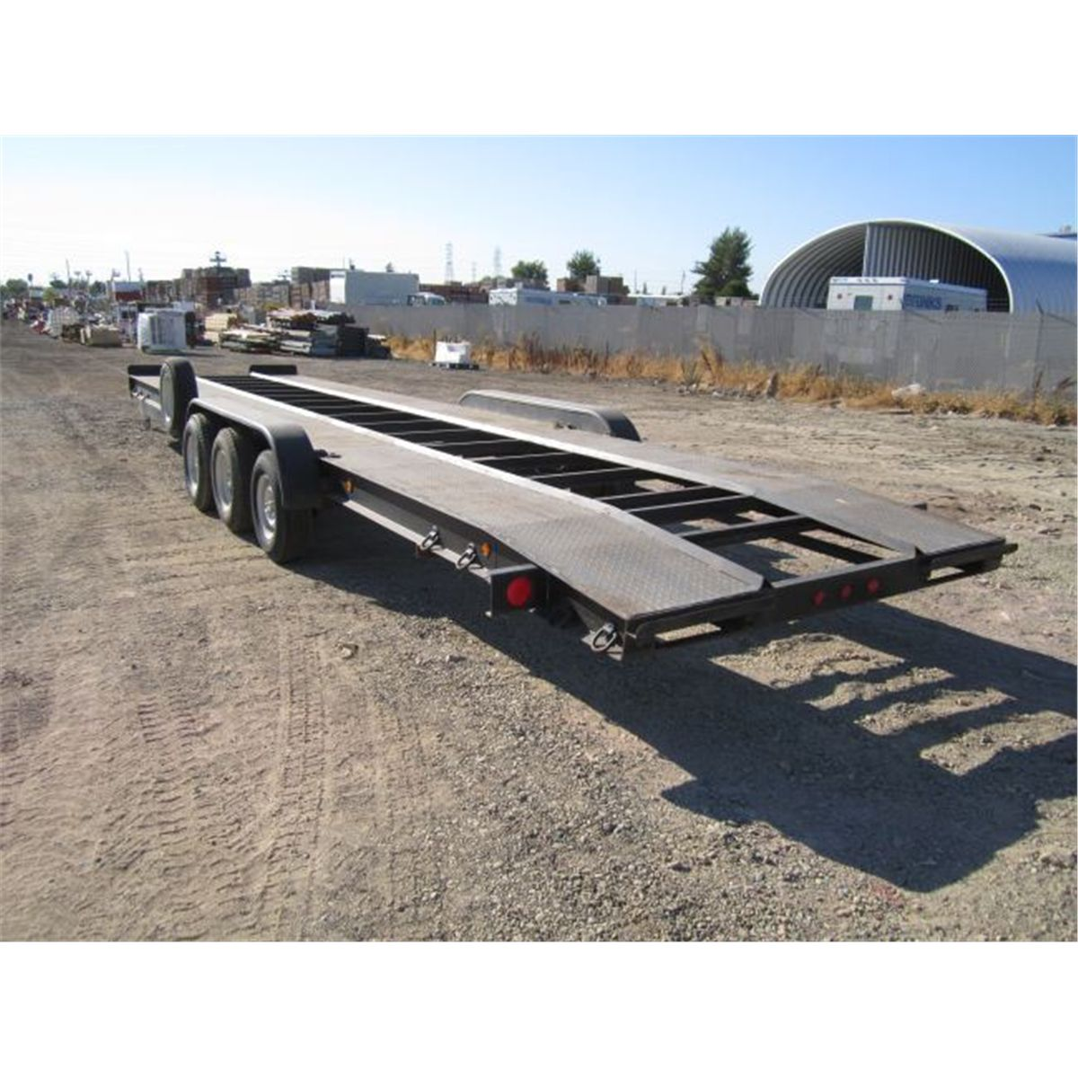 Car Carrier Trailer Price