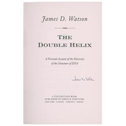 DNA: James D. Watson