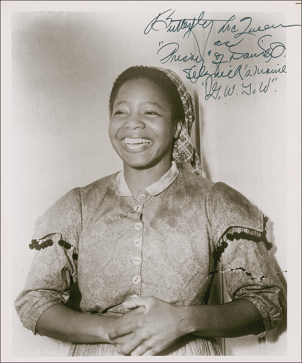 Gone With the Wind: Butterfly McQueen Butterfly Mcqueen Gone With The Wind