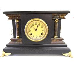Vintage Mantle Clock Made by New Haven Clock Co.