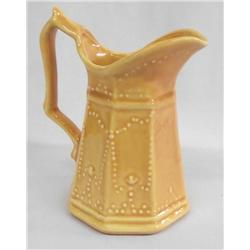 "Small ""Camark Pottery"" Syrup Pitcher"