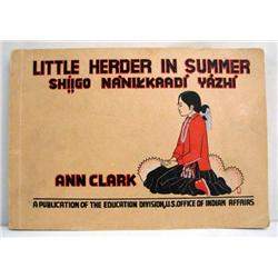 Child's Reader Storybook in English & Navajo