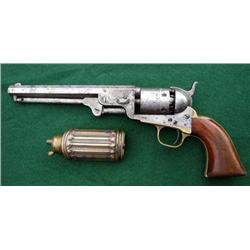 1851-63 Navy Colt With Historical Provenance