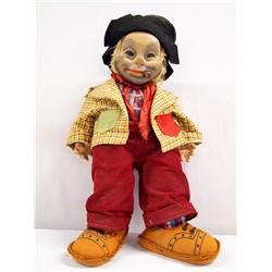 Rushton Toys Plush Hobo Doll