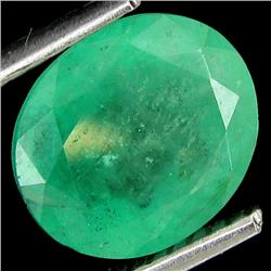 2.44ct Natural Green Colombian Emerald (GEM-23820)