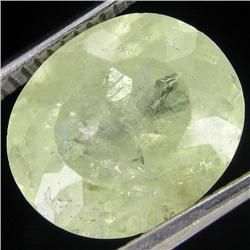 5.85ct Demantoid Garnet Oval (GEM-35059B)