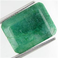 16.85ct South American Emerald Octagon Cut (GEM-36700)