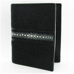 Mens Upright Stingray Hide Wallet (ACT-250)