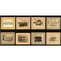 Texas Lutheran College Sports Photos 1915-17