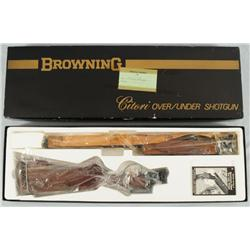 Browning Citori O/U New Unfired In Box 20 Ga. FFL
