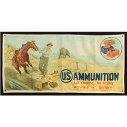 US Cartridge Shooting Gallery Banner