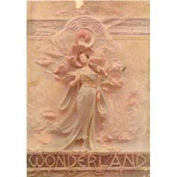 Wheeler, Olin, Wonderland 1901, includes Custer Massacre, good cond., original wrap, 108 pp.