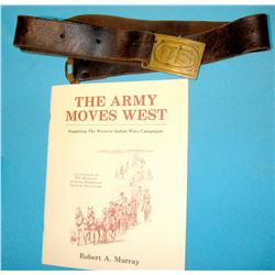 Murray, Robert A., The Army Moves West, Ft. Collins, 1981, illust.