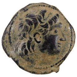 ARTUQIDS OF MARDIN: Timurtash, 1122-1152, AE dirham (14.50g), NM, ND