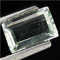 .43ct Sky Blue Santa Maria Aquamarine Octagon (GEM-33043)