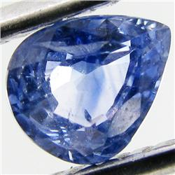 0.54ct Fancy Color Sapphire Pear (GEM-29329F)