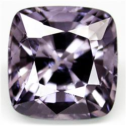 2.85ct Cushion Cut Natural Steel Pink Spinel (GEM-35020)