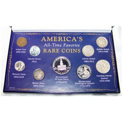 Americas All-Time Favorite Rare Coins.