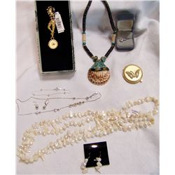 Multipiece Assorted Jewely as Shown.