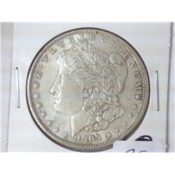 1903 MORGAN SILVER DOLLAR (BETTER DATE)