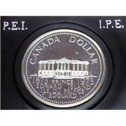 1973 CANADA P.E.I. $  PROOF LIKE