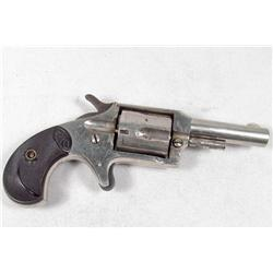 HOPKINS AND ALLEN RED JACKET NO. 3 REVOLVER