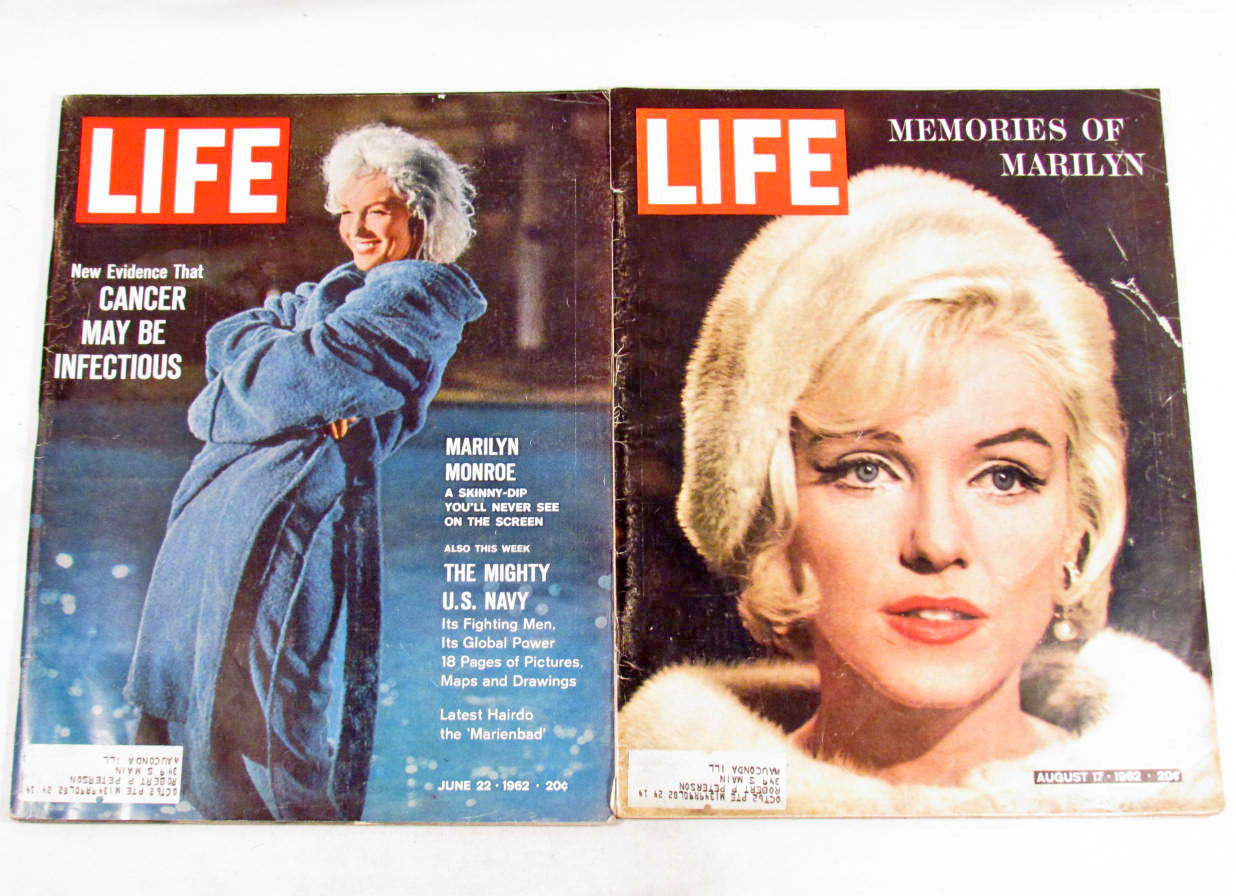 the life and work of marilyn monroe All the latest breaking news on marilyn monroe browse the independent's complete collection of articles and commentary on marilyn monroe  geoffrey macnab salutes the life and work of tony.