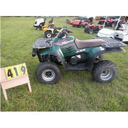 1996 Polaris Xplorer 300 4x4 VIN 2925372
